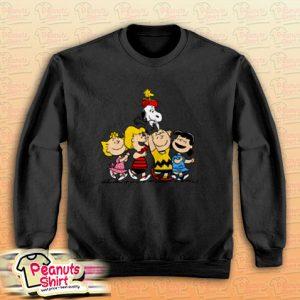 The Hooray Peanuts Sweatshirt Men and Women