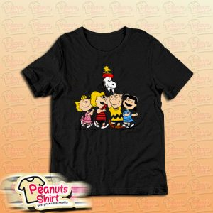 The Hooray Peanuts T-Shirt For Unisex