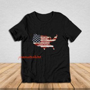 This Girl Is Pround To Be A Veteran T-Shirt