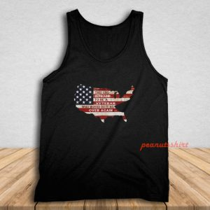 This Girl Is Pround To Be A Veteran Tank Top