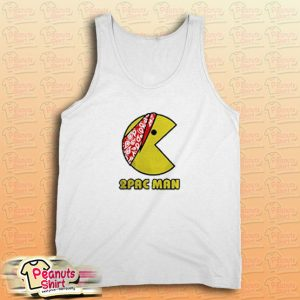 2pac Man X Pac Man Gaming Tank Top