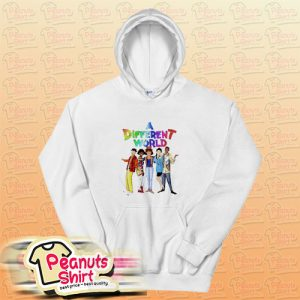A Different World Characters Hoodie