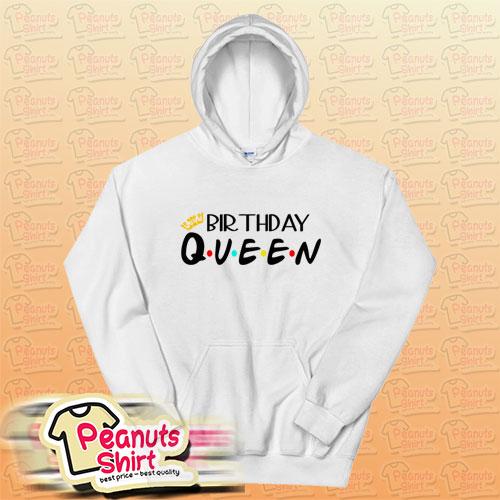 Birthday Queen Hoodie