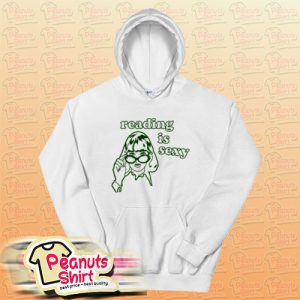 Reading is Sexy Hoodie