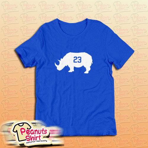 Rhino Rhinoceros T-Shirt For Unisex