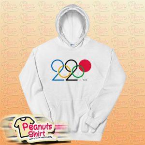 The 2020 Summer Olympics In Tokyo Hoodie