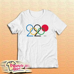 The 2020 Summer Olympics In Tokyo T-Shirt