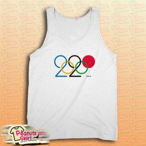 The 2020 Summer Olympics In Tokyo Tank Top