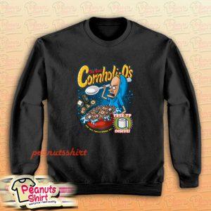The Great Cornholio Sweatshirt