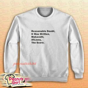1996 Dynasty Albums Sweatshirt