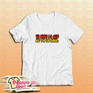 Bad Bunny Yo Hago Lo Que Me Da La Gana T-Shirt