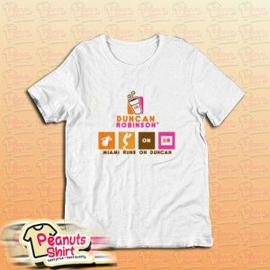 Duncan Robinson T-Shirt