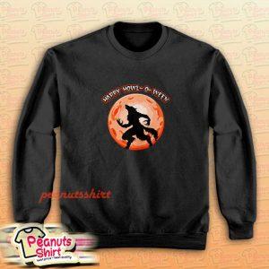 Happy Howl O Ween Sweatshirt