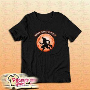 Happy Howl O Ween T-Shirt