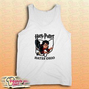 Harry Potter Hates Ohio Tank Top