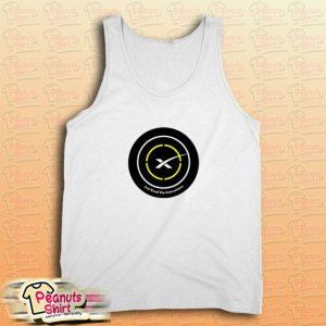 Just Read The Instructions Space X Landing Pad Tank Top