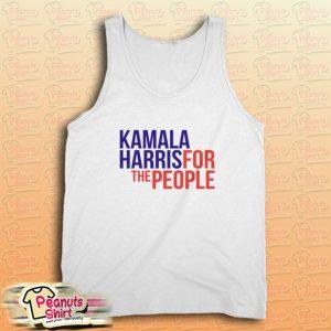 Kamala Harris For The People Tank Top