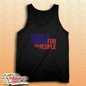Kamala Harris For The People Tank Top for Unisex
