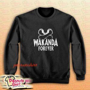 Wakanda Forever Tapestry Sweatshirt