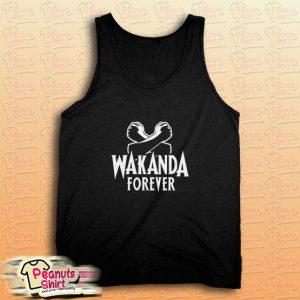 Wakanda Forever Tapestry Tank Top