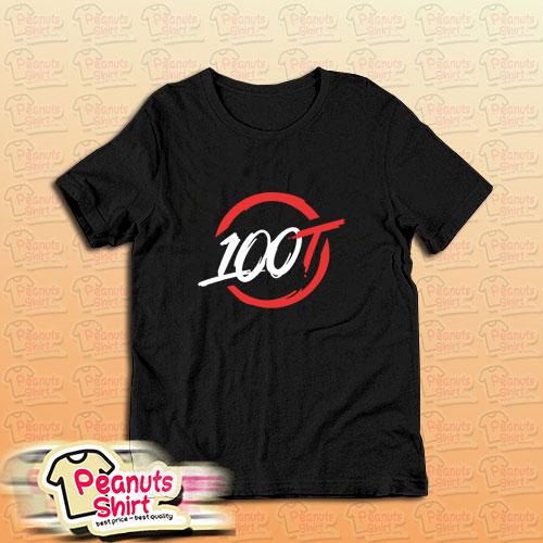 100 Thieves Circle T-Shirt