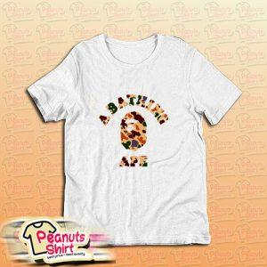 A Bathing Ape Army T-Shirt