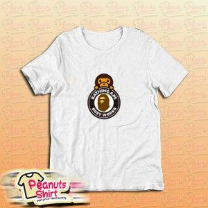 A Bathing Ape Milo On Busy Works T-Shirt