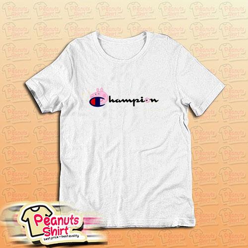 Champion X Peppa Pig T-Shirt