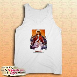 Labyrinth David Bowie Goblin King Movie Tank Top