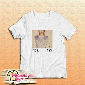 Taylor Swift 1989 Album T-Shirt