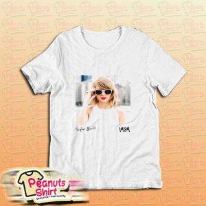 Taylor Swift 1989 Concert T-Shirt