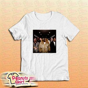 Teddy Riley Vs Babyface Parody T-Shirt