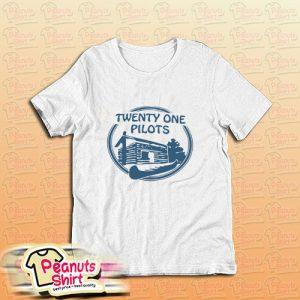Twenty One Pilot Camp T-Shirt