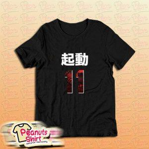 11 Japanese T-Shirt
