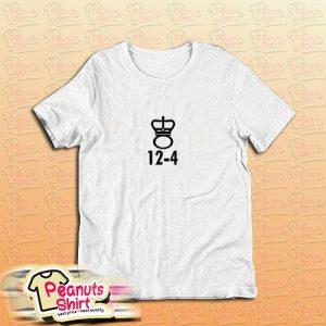 12 4 Crown T-Shirt