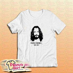 1964 2017 Chris Cornell Sound Garden T-Shirt