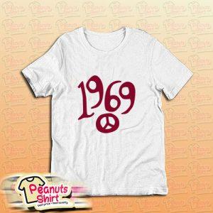 1969 Woodstock T-Shirt