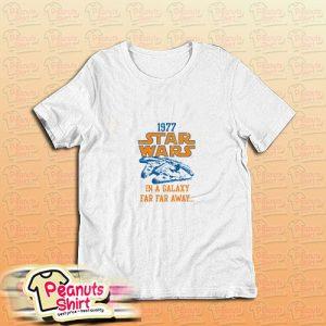 1977 Star Wars T-Shirt