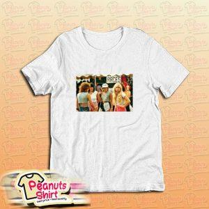 1980s Fashion For Teenager Girls T-Shirt