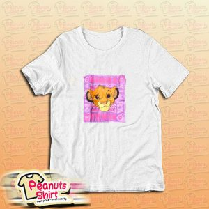 1994 Lion King Simba Vintage T-Shirt