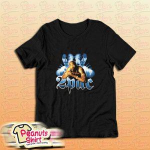 2 Pac Shakur T-Shirt