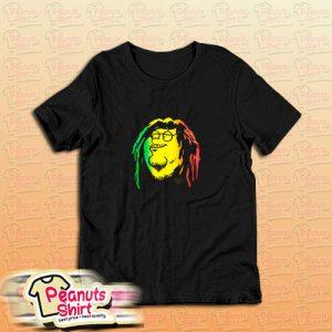 2005 Rasta Family Guy T-Shirt