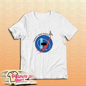 21 One Pilots Top Planet T-Shirt