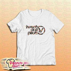 21 Pilot 26 Flower T-Shirt