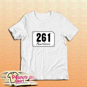 261 Fearless T-Shirt