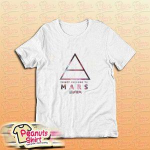 30 Seconds To Mars Nebula Universal T-Shirt