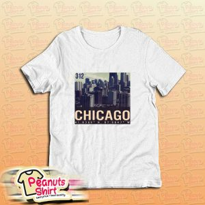 312 Chicago City T-Shirt
