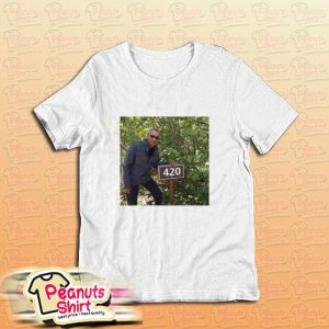 420 Obama T-Shirt