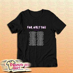 4ou World Tour T-Shirt