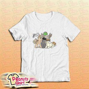 5 Sos Funny Pegasus T-Shirt